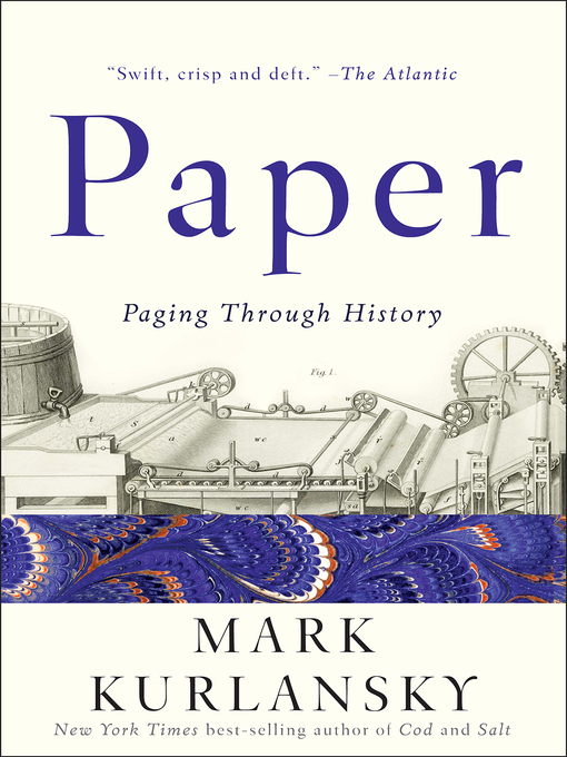Title details for Paper by Mark Kurlansky - Available