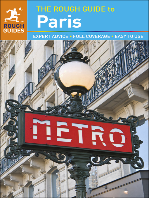 Title details for The Rough Guide to Paris by Rough Guides - Wait list