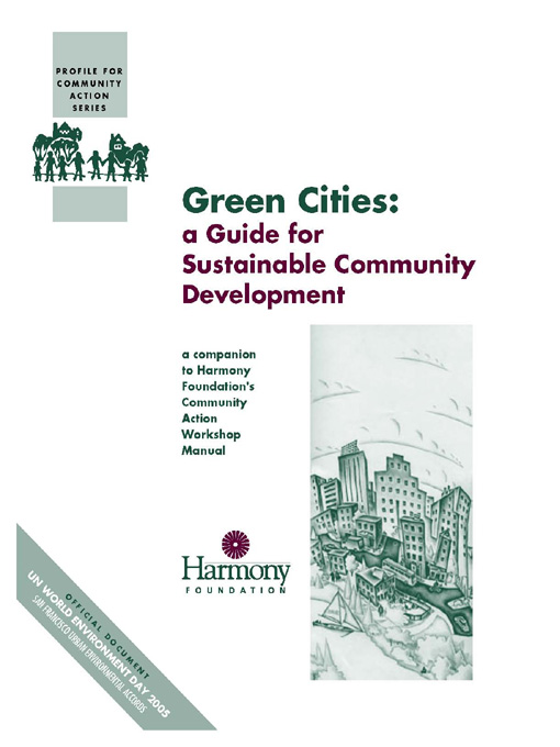 Title details for Green Cities by Michael Bloomfield - Available