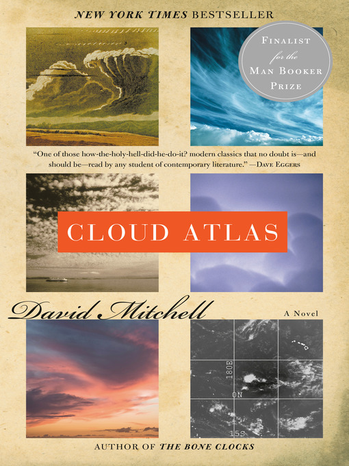 Title details for Cloud Atlas by David Mitchell - Wait list