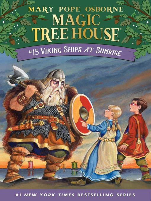 Title details for Viking Ships at Sunrise by Mary Pope Osborne - Available