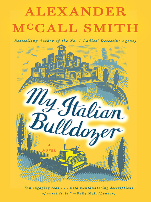Cover of My Italian Bulldozer