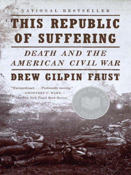 Title details for This Republic of Suffering by Drew Gilpin Faust - Wait list