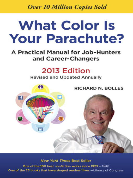 Title details for What Color Is Your Parachute? by Richard N. Bolles - Wait list