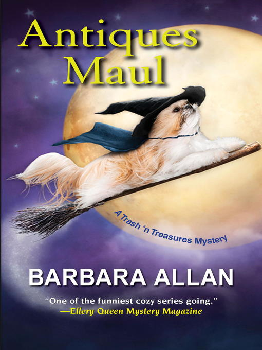 Title details for Antiques Maul by Barbara Allan - Available