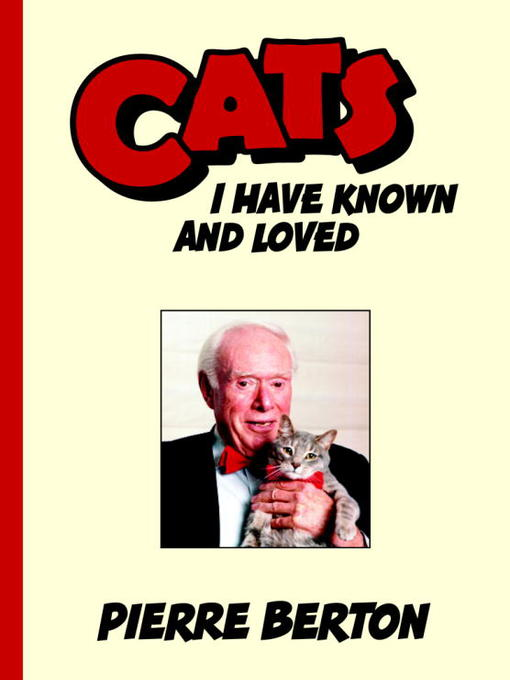 Cover of Cats I Have Known and Loved