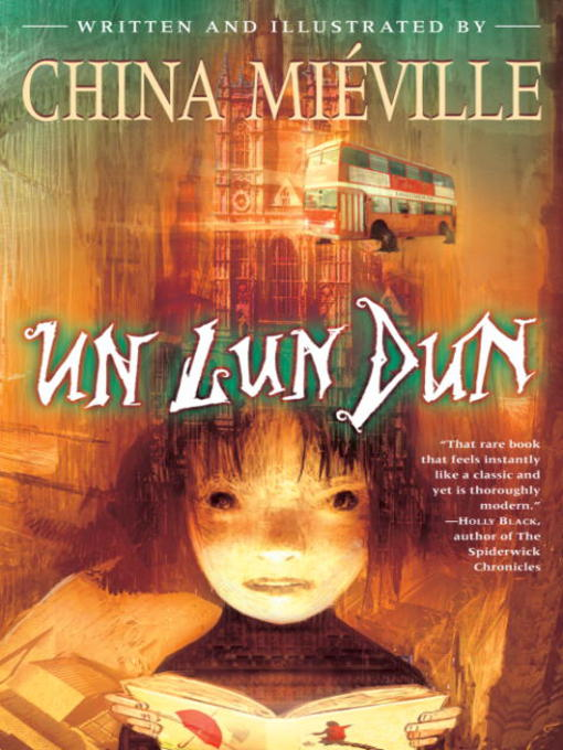 Cover image for Un Lun Dun