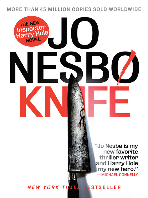 Title details for Knife by Jo Nesbo - Wait list