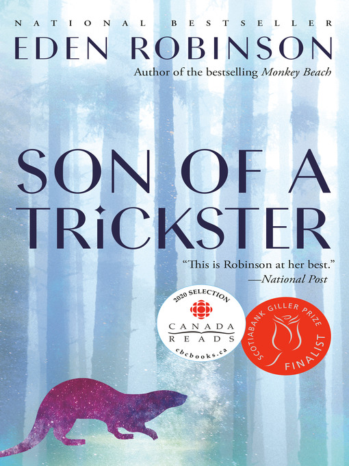 Title details for Son of a Trickster by Eden Robinson - Wait list