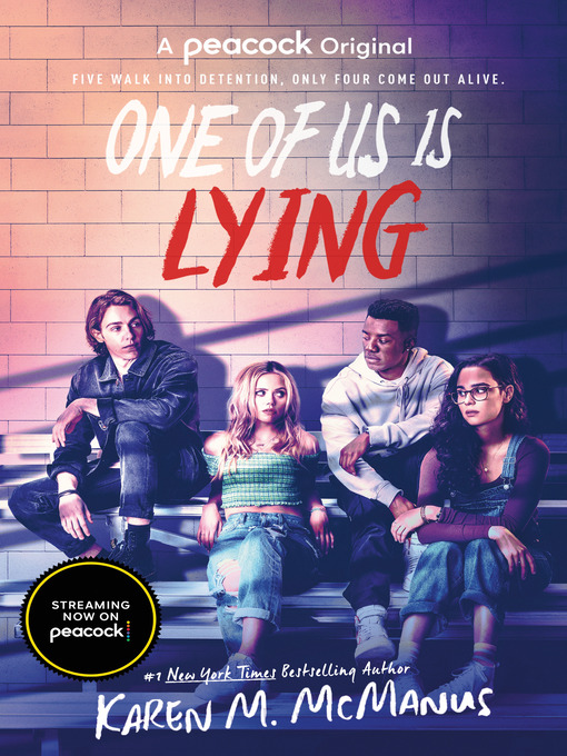 Cover of One of Us Is Lying