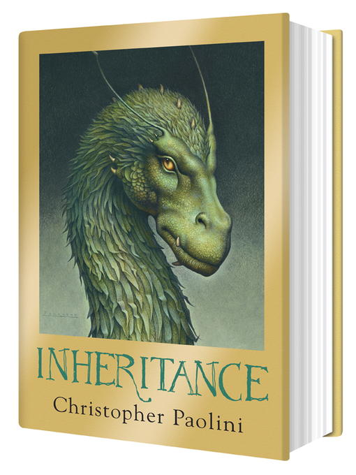 Title details for Inheritance by Christopher Paolini - Available