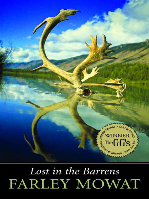 Cover of Lost in the Barrens
