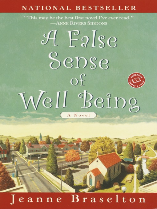 Title details for A False Sense of Well Being by Jeanne Braselton - Available