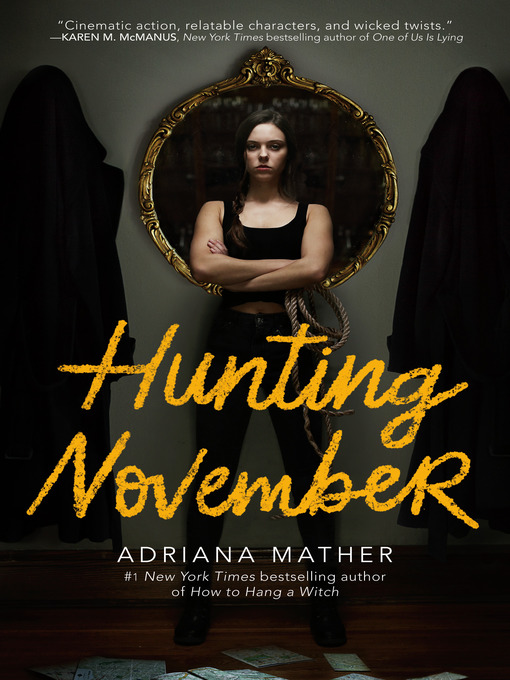 Cover of Hunting November