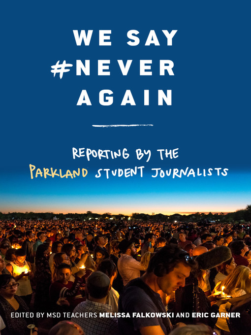 Image: We Say #never Again