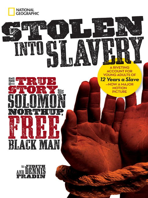 Title details for Stolen into Slavery by Judith Bloom Fradin - Available
