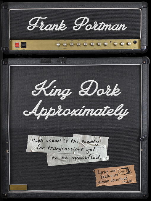 Title details for King Dork Approximately by Frank Portman - Wait list