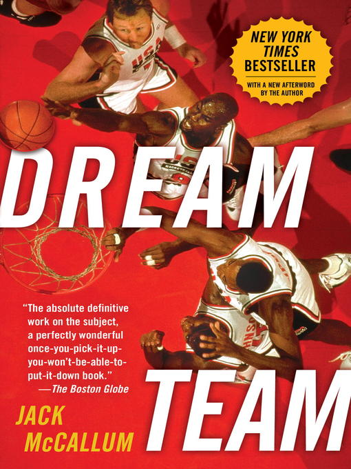 Title details for Dream Team by Jack McCallum - Wait list