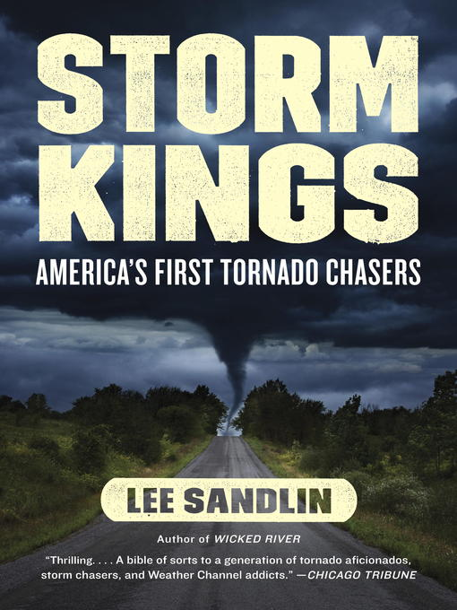 Title details for Storm Kings by Lee Sandlin - Available