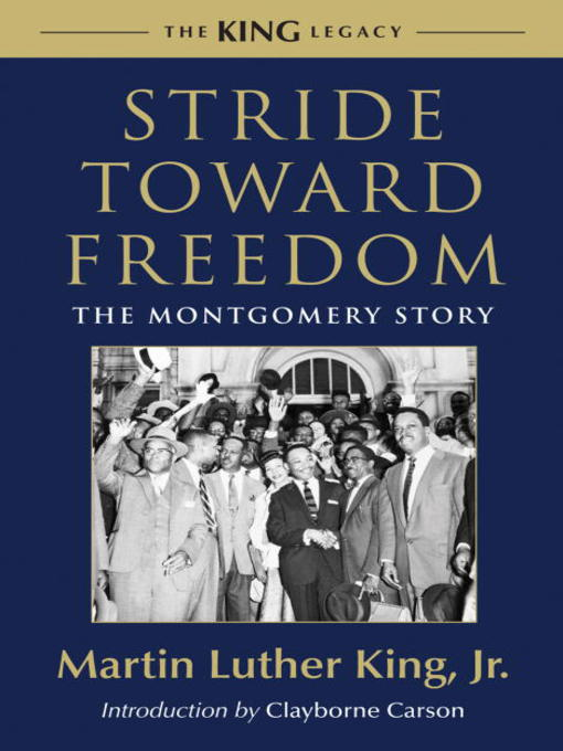 Title details for Stride Toward Freedom by Dr. Martin Luther King, Jr. - Available