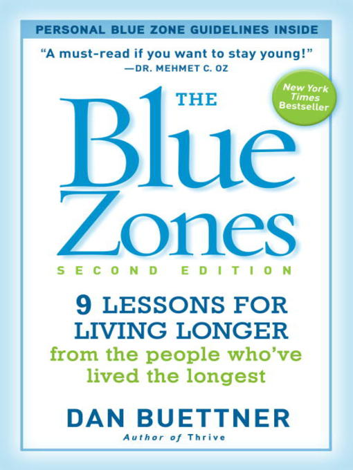 Title details for The Blue Zones by Dan Buettner - Available