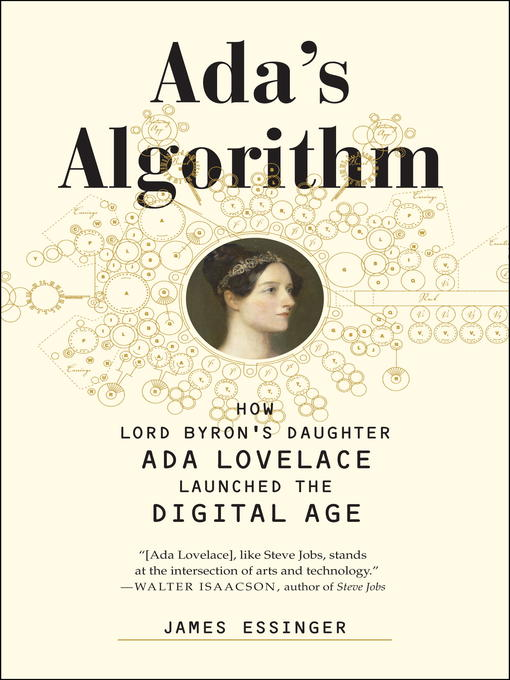 Title details for Ada's Algorithm by James Essinger - Wait list