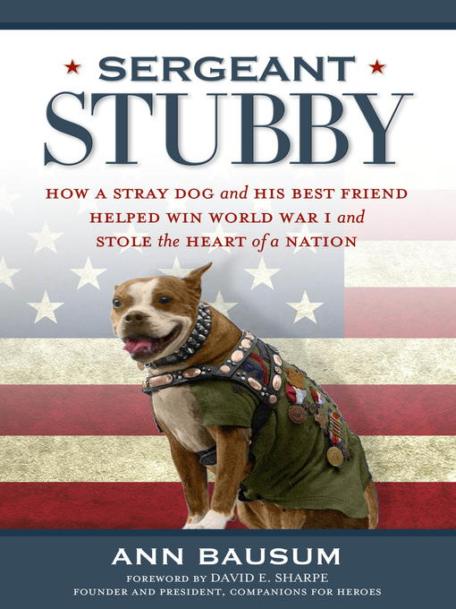 Cover of Sergeant Stubby