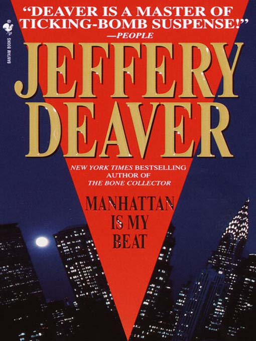 Title details for Manhattan Is My Beat by Jeffery Deaver - Wait list