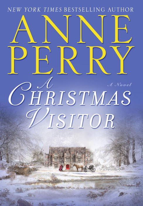 Title details for A Christmas Visitor by Anne Perry - Available