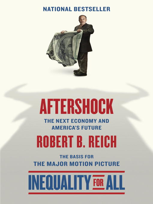 Title details for Aftershock by Robert B. Reich - Available