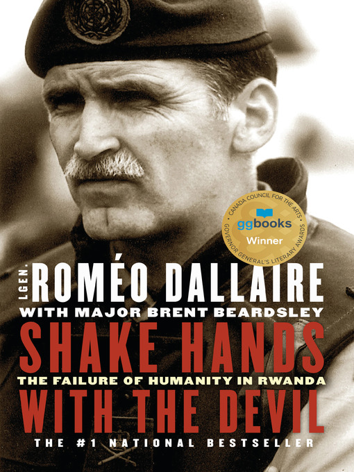 Title details for Shake Hands With the Devil by Romeo Dallaire - Available