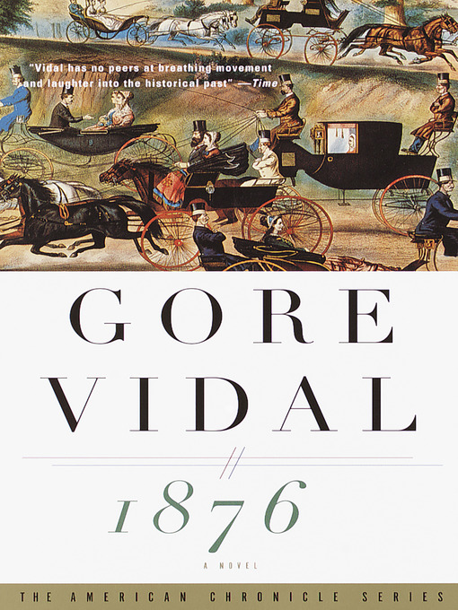 Title details for 1876 by Gore Vidal - Available
