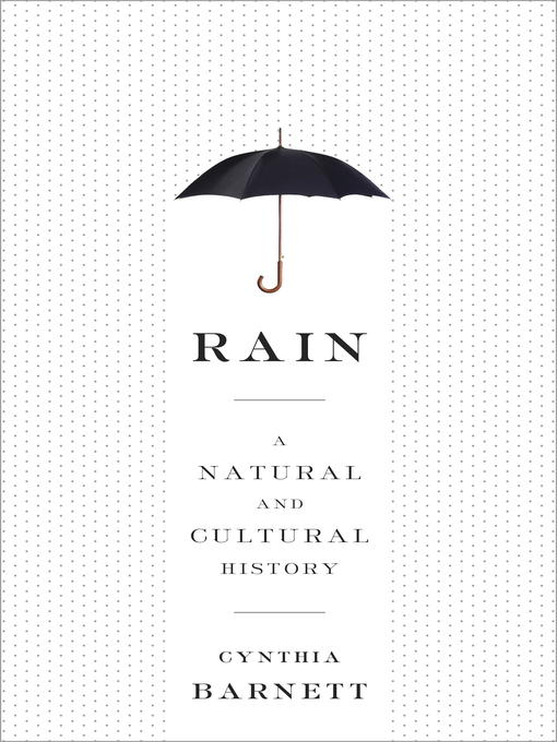 Title details for Rain by Cynthia Barnett - Available