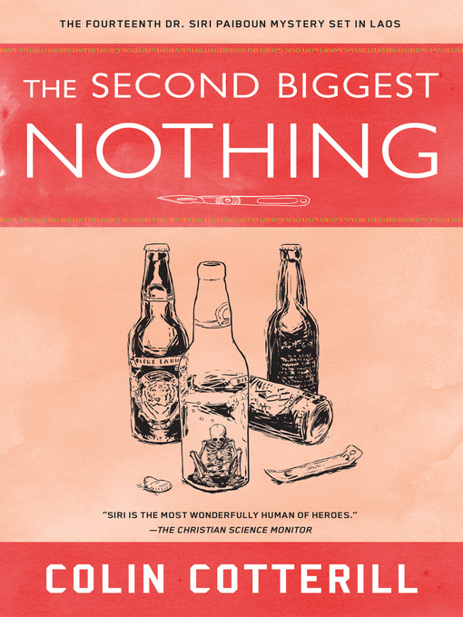 Title details for The Second Biggest Nothing by Colin Cotterill - Wait list