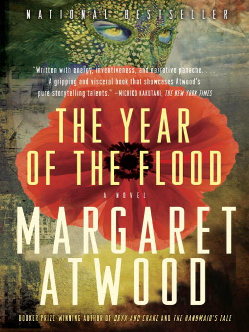 Title details for The Year of the Flood by Margaret Atwood - Wait list