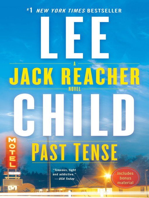 Title details for Past Tense by Lee Child - Wait list