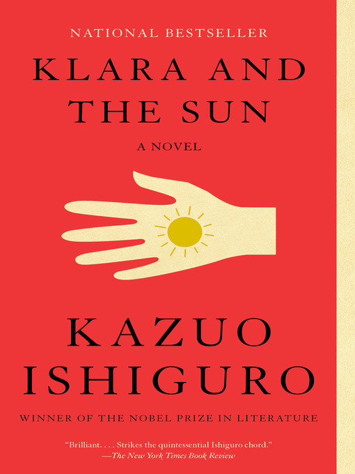 Cover of Klara and the Sun