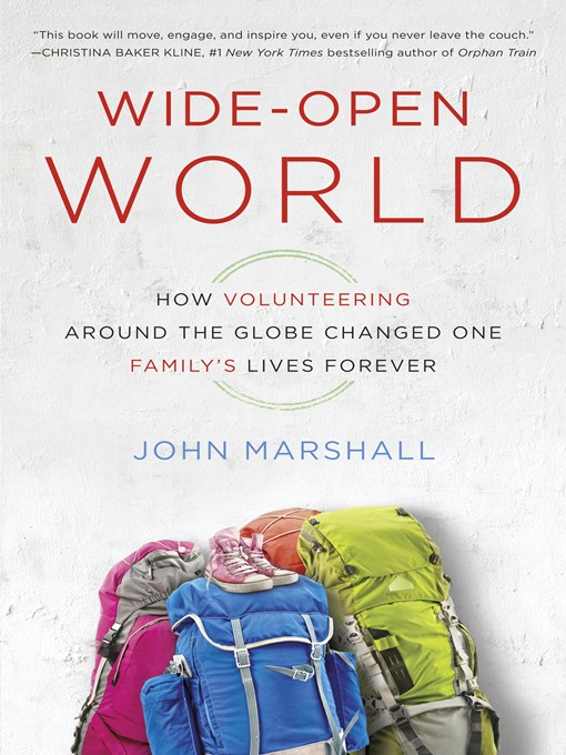 Title details for Wide-Open World by John Marshall - Available
