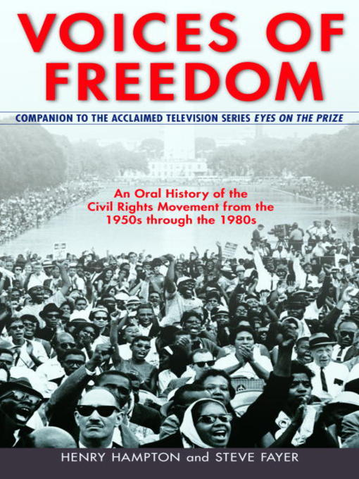 Title details for Voices of Freedom by Henry Hampton - Available