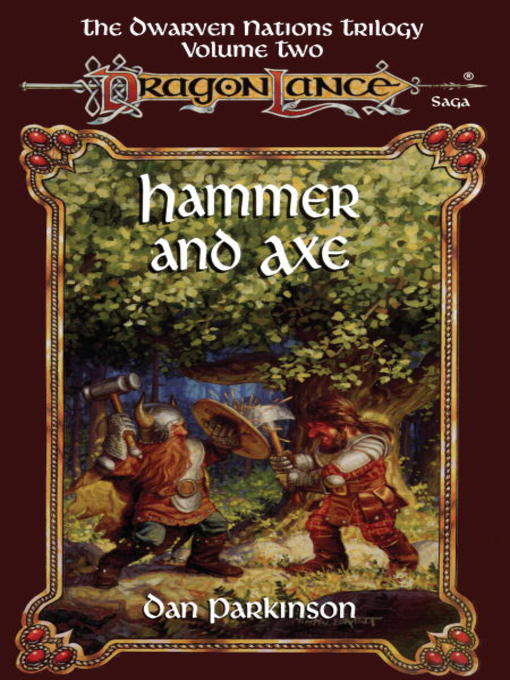 Title details for Hammer and Axe by Dan Parkinson - Available