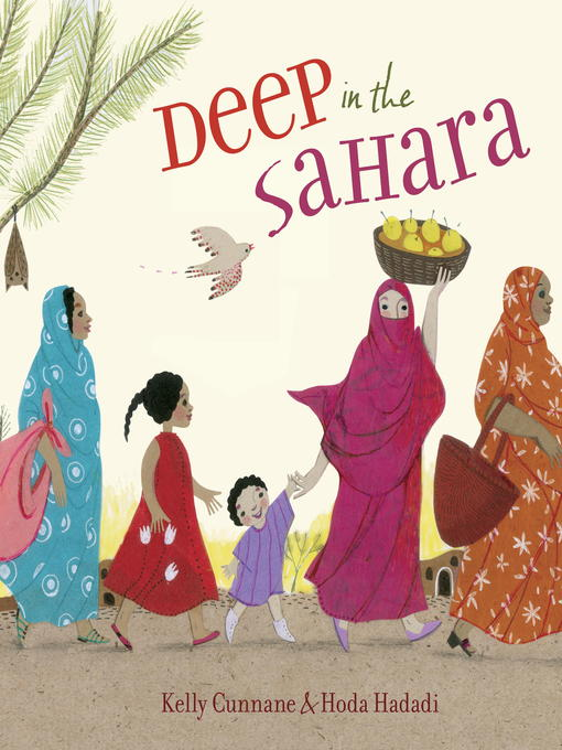 Cover of Deep in the Sahara