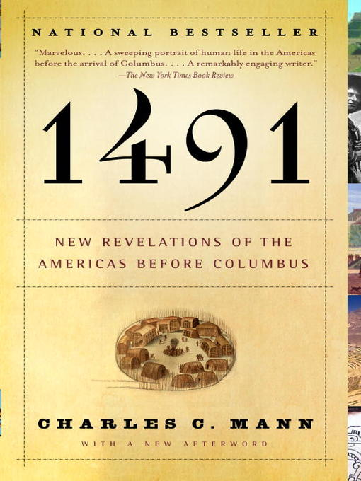 Title details for 1491 by Charles C. Mann - Wait list