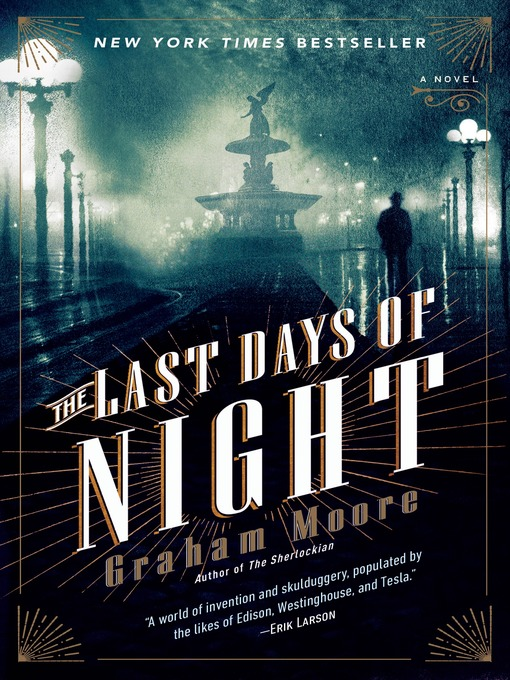 Cover of The Last Days of Night
