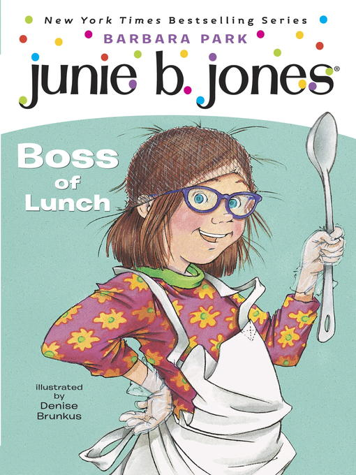 Cover image for Boss of Lunch