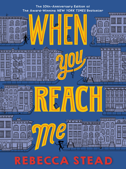 Cover image for book: When You Reach Me