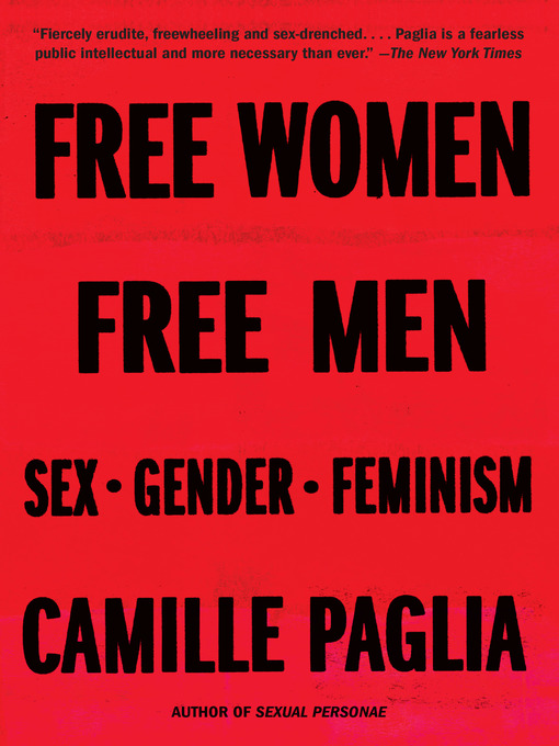 Cover of Free Women, Free Men