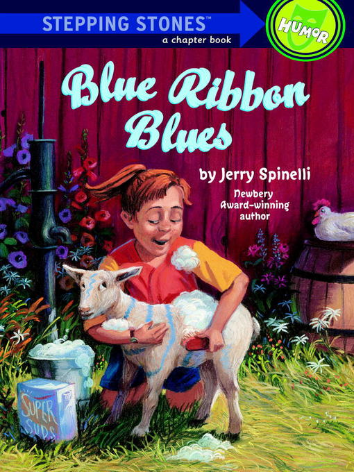 Title details for Blue Ribbon Blues by Jerry Spinelli - Available