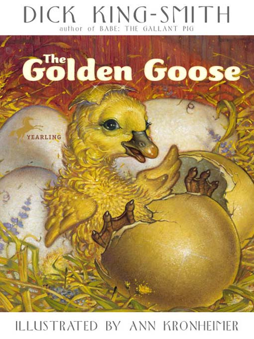 Title details for The Golden Goose by Dick King-Smith - Available
