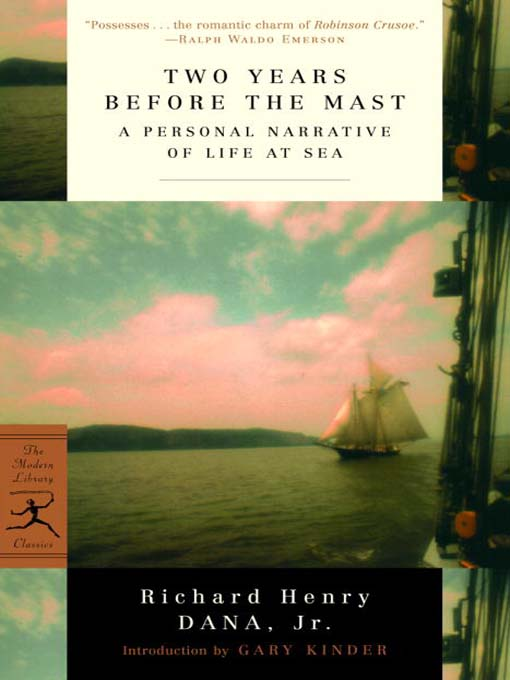 Title details for Two Years Before the Mast by Richard Henry Dana, Jr. - Available