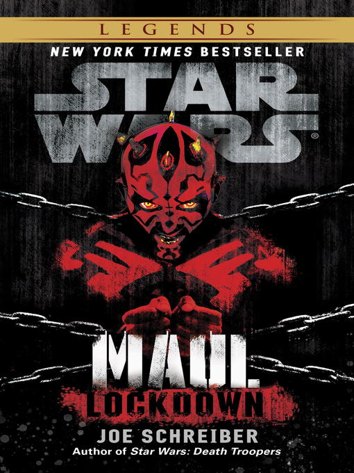 Title details for Maul by Joe Schreiber - Available